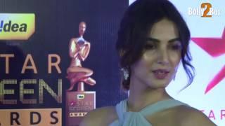 Sonal Chauhan Hot at Star Screen Awards 2016
