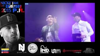 Te Busco - Cosculluela Ft  Nicky Jam