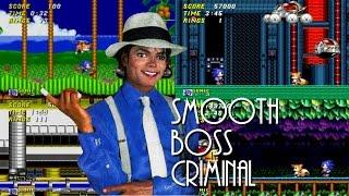 Michael Jackson - Smooth Criminal (Sonic 2 Boss Remix)