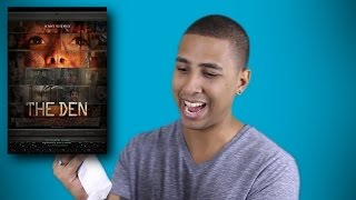The Den Movie Review - Netflix Pick E1 - MaximusBlack