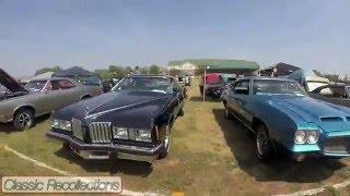 24th Annual Indian Uprising All Pontiac Weekend Car Show