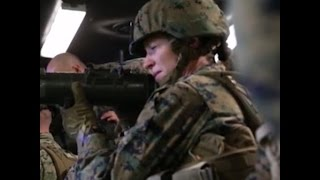 First Female Infantry Marines Make Military History