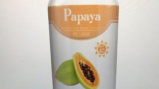 🔴... Meilleurs Papaya lotions Clarifiantes Pour Un Teint uniforme..