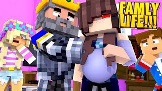 Minecraft EVIL STEPMOM IS PREGNANT-IS SHE LYING???