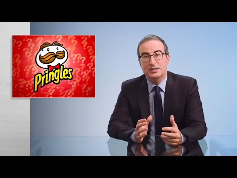Pringles Update Last Week Tonight with John Oliver Web Exclusive