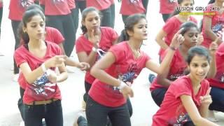 Fusion Girls 2k16 CDC College