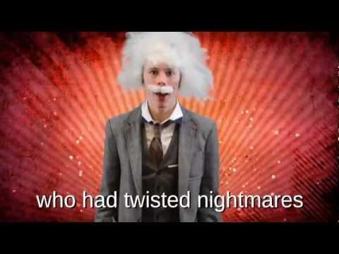 Epic Rap Battles of Fizikz - Isaac Newton vs. Albert Einstein - Ossett Academy