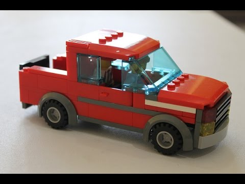 Camioneta de Lego PickUp