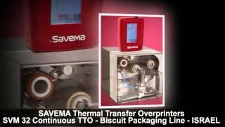 SAVEMA Thermal Transfer Overpinters