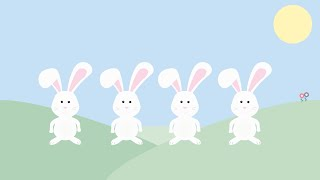 Bunny Hop | Easter Bunny Song | Easter Songs for Children