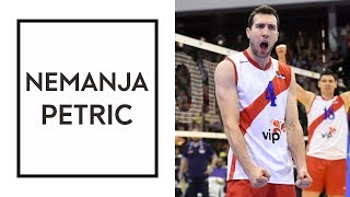The Fantastic Player - NEMANJA PETRIC | Serbia Volleyplayer