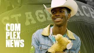 A Day In the Life With Lil Nas X: 'Old Town Road' Takes Cleveland