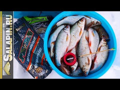 ловим рыбу на ракушку