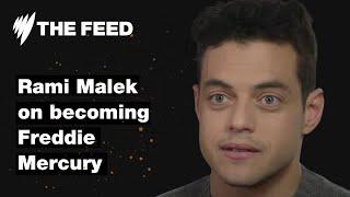 Rami Malek: Becoming Freddie Mercury
