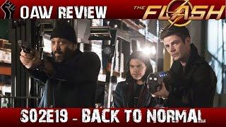 The Flash Season 2 Episode 19 Review -