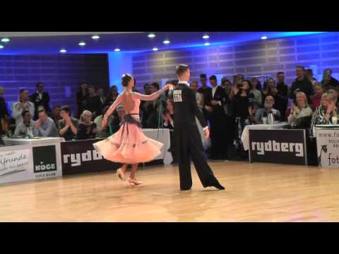 WDSF World Open Standard | Final Presentation Waltz | Copenhagen Open 2016