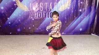 """Ramaiya Vastavaiya """"Jadoo Ki Jhappi""""  IMSTAR Kutch Audition Bhakti Thakkar CNo.12126 Dance"""