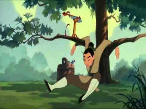 Mulan Comme un Homme