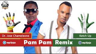 Pam Pam Remix - Dr. Jose Chameleone and Ketch Up | Kampala to Naija Music NEW