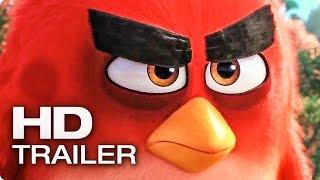 ANGRY BIRDS Movie Trailer (2016)