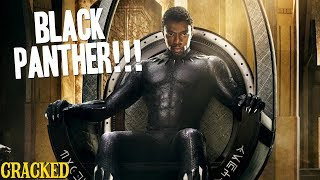 Why Black Panther Might Be the Best Marvel Movie (Trailer Reaction)