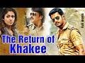 The Return of Khakee (2008) (Satyam)│Vishal, Nayantara │Latest Hindi Action Movie 2017