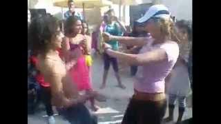 رقص مهرجانات اسكندراني شاطي القوات المسلحة (مهرجان سفاحين الطابية)