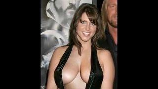 WWE Diva Stephanie McMahon Sexy Moments HD