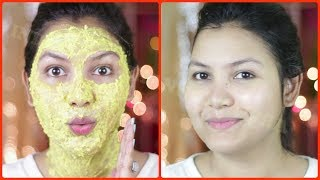 Face pack for fair glowing clear skin/Indiangirlchannel trisha