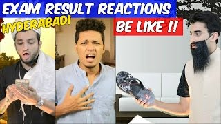 Funny Exam Result Reactions l The Baigan Vines
