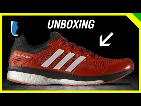 adidas Supernova Glide Boost 8 (Unboxing)