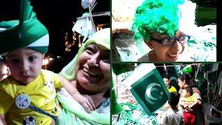 Shopping for Independence Day   Pakistani Mom   Naush Vlogs   Urdu Hindi