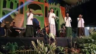 Murtieza Arabic Band || Ponpes Al-Qur'an Qiroatussab'ah KUDANG