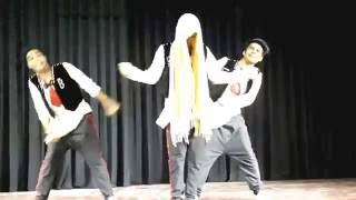 Funny Boys (India's Got Talent Finalist) Live Performance @ The Dancing tournament