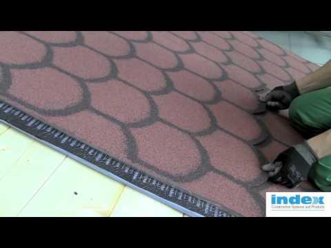 MINERAL DESIGN AUTOADESIVO OVERLAPS INDEX SpA Impermeabilizza e decora i tetti