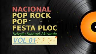 ♬ Pop Rock Nacional Festa Ploc Anos 80 Vol 01 ♬