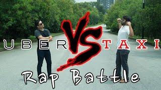 Uber VS Taxi : RAP BATTLE