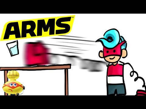 (Short) ARMS - THE NEWEST PRODUCT