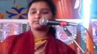 Kirtan-4 at Sylhet Baghbari( Singer- Bondhona Mohonto, India), Sylhet, Bangladesh.