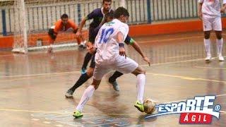 Fabio Silva, Dribles de Futsal, Lances e Gols...