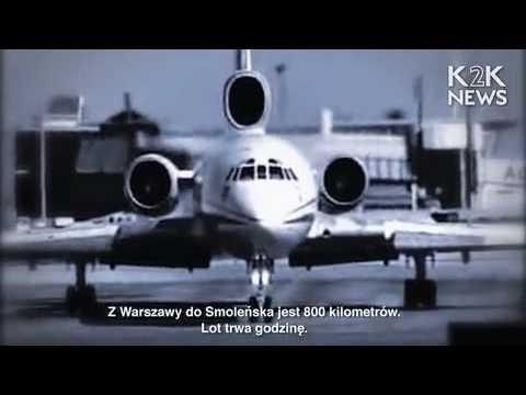 Rekonstrukcja katastrofy TU 154 w Smoleńsku. Ostatni lot Prezydenta RP Lecha Kaczyńskiego.