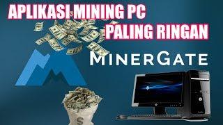 Minergate Mining di PC paling Simple (Harus On terus)