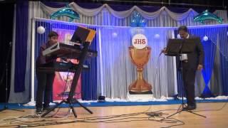 Devotional song Naavil en eesho Keyboard Michael singer Babu Pulleli
