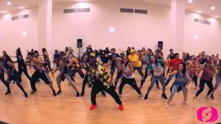 GENTE DE ZONA - Algo Contigo -Choreography by Alejandro Angulo - Salsation
