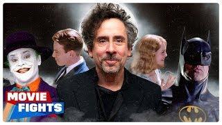 Best Tim Burton Movie? | MOVIE FIGHTS