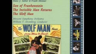 Bela's Funeral (The Wolf Man)