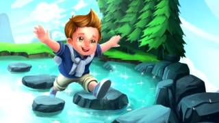 Islamic Kids Cartoon, Muslim Children Story in English, Fun Film Tale on Prophet's Pond