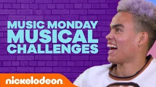 PRETTYMUCH Act Out Musical Charades of Drake, Ariana Grande & More! 🎶   #MusicMonday