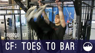 How To Do Toes To Bar - MovementRVA Episode 17