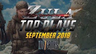 Zula Europe TOP Plays September 2018